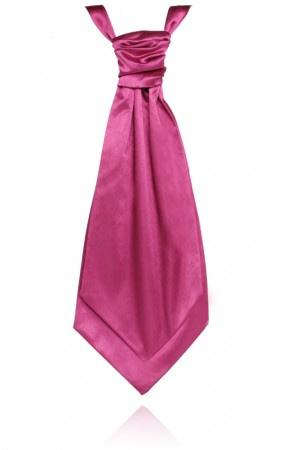 Fuscia Cravat