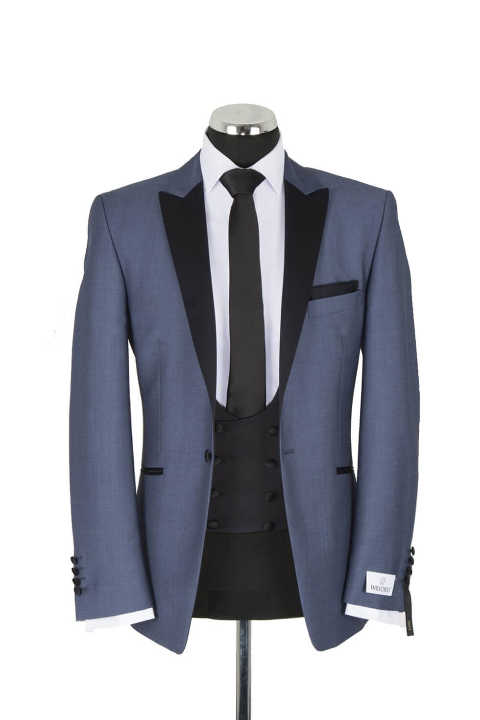 Wilvorst Ice Blue Lounge Suit