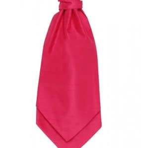 Hot Pink Cravat