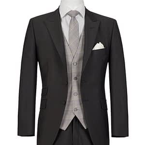 Wilvorst Grey Lounge Suit