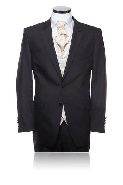 Wilvorst After Six Two Piece Lounge Suit