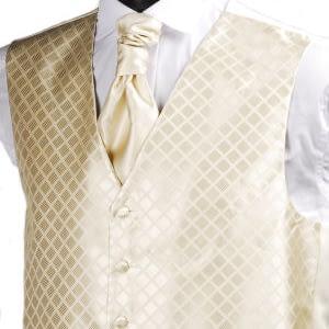 Champagne Genoa Waistcoat