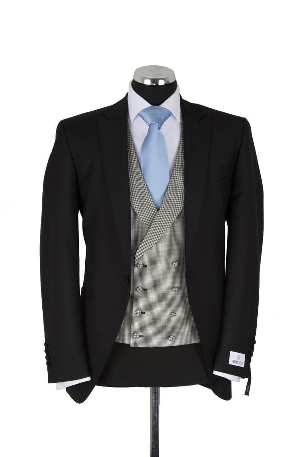 Wilvorst Black Lounge Suit