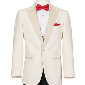 Cream Tuxedo