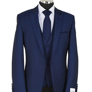 Wilvorst Royal Blue Lounge Suit