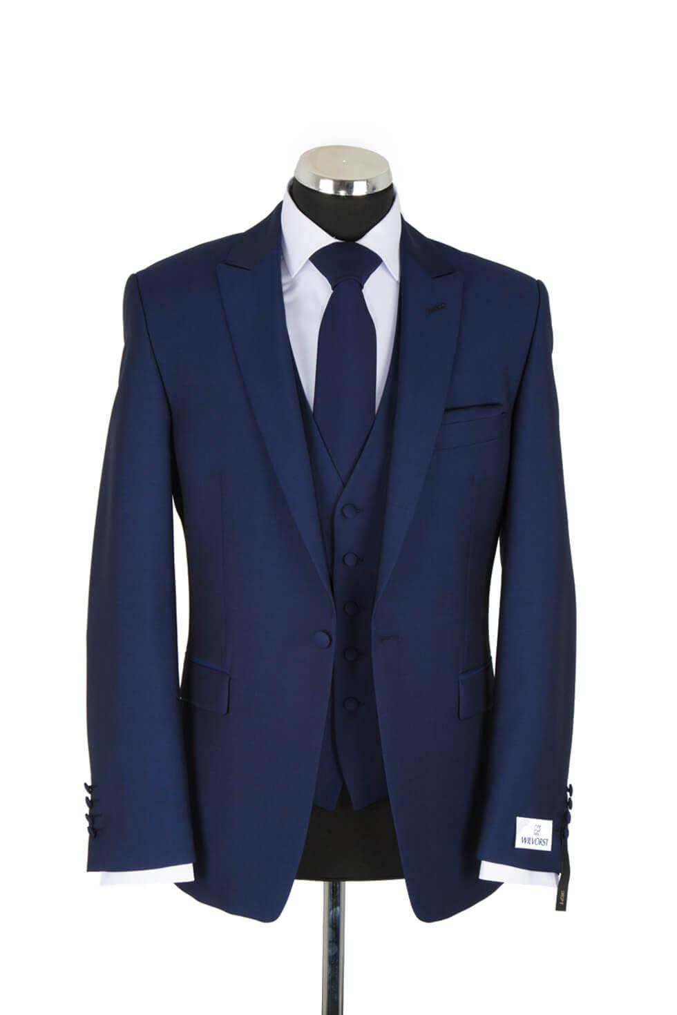 Wilvorst Royal Blue Lounge Suit