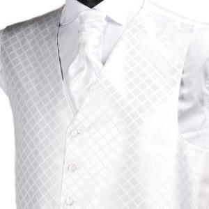 Ivory Genoa Waistcoat