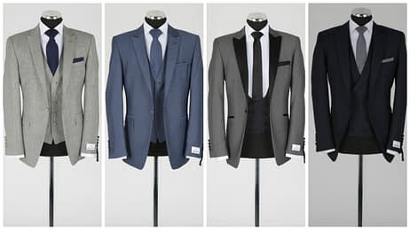 New Season Collection at Bond Brothers Formal Wear