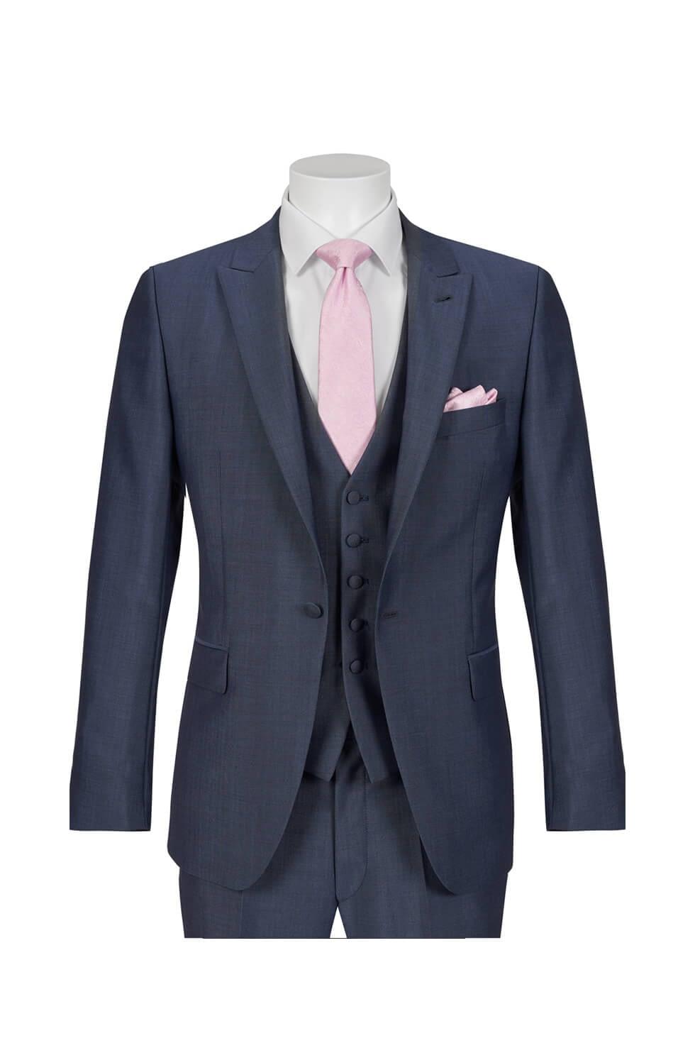 Wilvorst Ice Blue Lounge Suit
