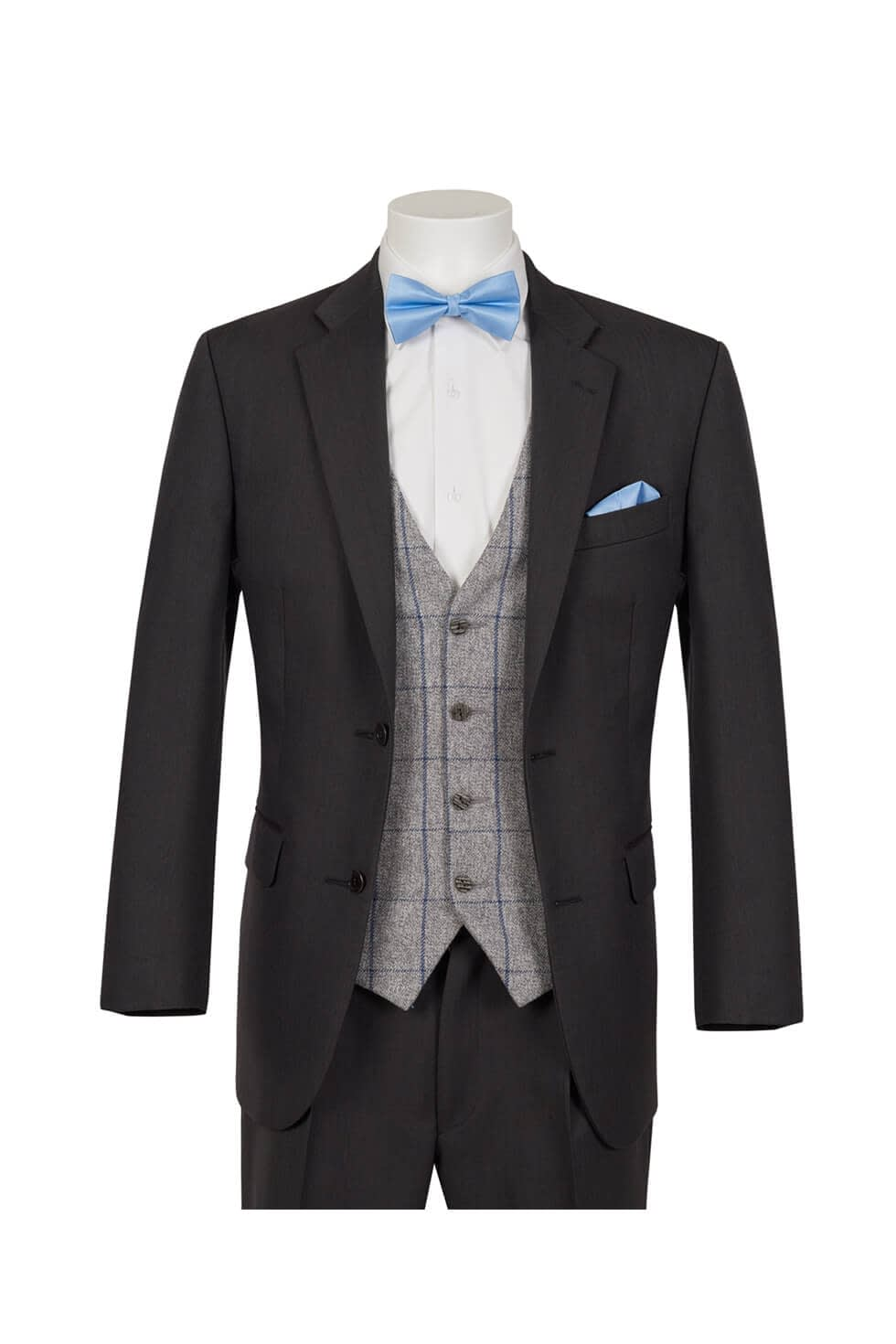 Slate Grey Lounge Suit